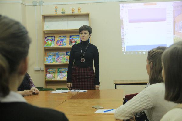 Организатор клуба Наталья Селионова Фото Анны Неволиной