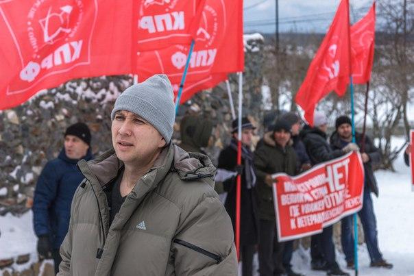 Предприниматель Виктор Кобута Фото Александра Ильиных