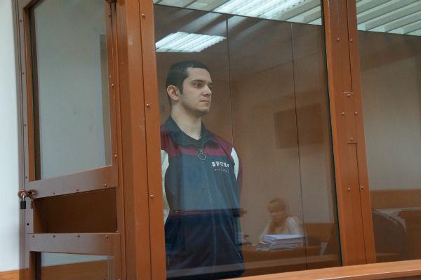 Андраник Малхасьян в зале суда Фото из архива редакции
