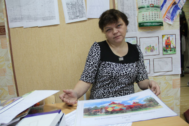 """Руководитель """"Школы юного архитектора"""" Ирина Нарбутовских считает, что никаких нарушений со стороны ее организации нет Фото из архива редакции"""