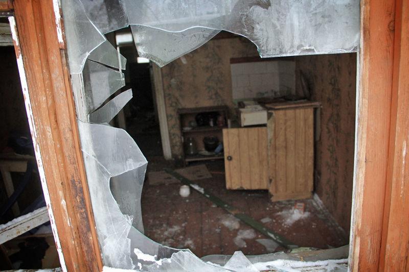 Фотопроект: что чувствует дом, когда уходят люди