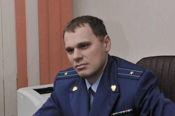 Андрей Калинин, и.о. прокурора Первоуральска