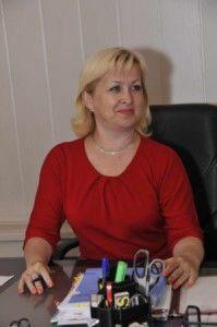 Елена Исупова, Начальник управления образования