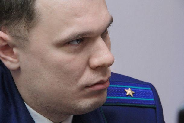 Андрей Калинин, и.о. прокурора Первоуральска Фото Анны Неволиной