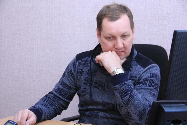 Валерий Чижов, руководитель первоуральского отделения фонда содействия капремонтам Фото Анны Неволиной