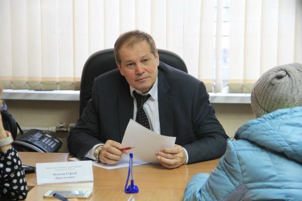 Золотов Сергей Павлинович