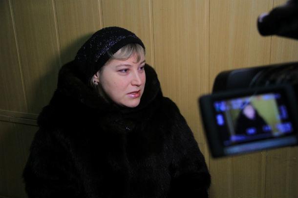Ирина Семушова Фото Анны Неволиной