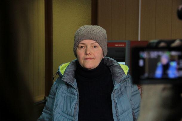 Ирина Козулина Фото Анны Неволиной