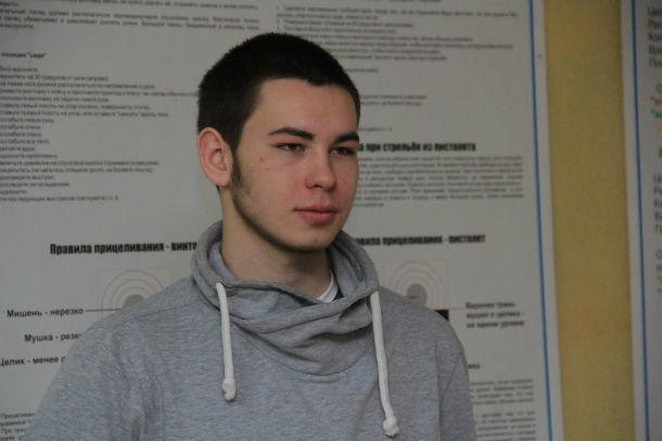 Иван Гусев Фото Анны Неволиной