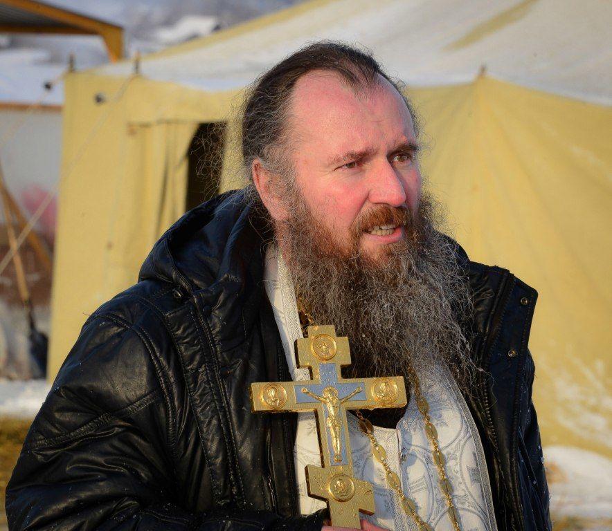 Фото Крещения от фотографа Сергея Макарова