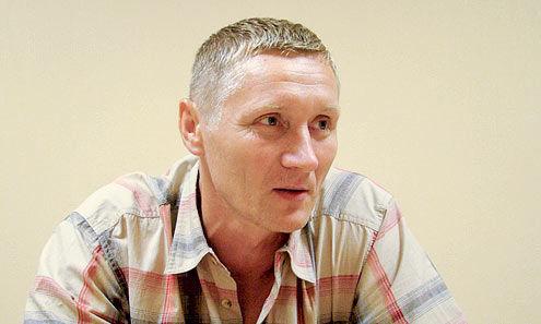 Валерий Воробьев Фото из архива редакции