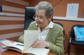 Людмила Аболенцева Фото Светланы Колесниковой