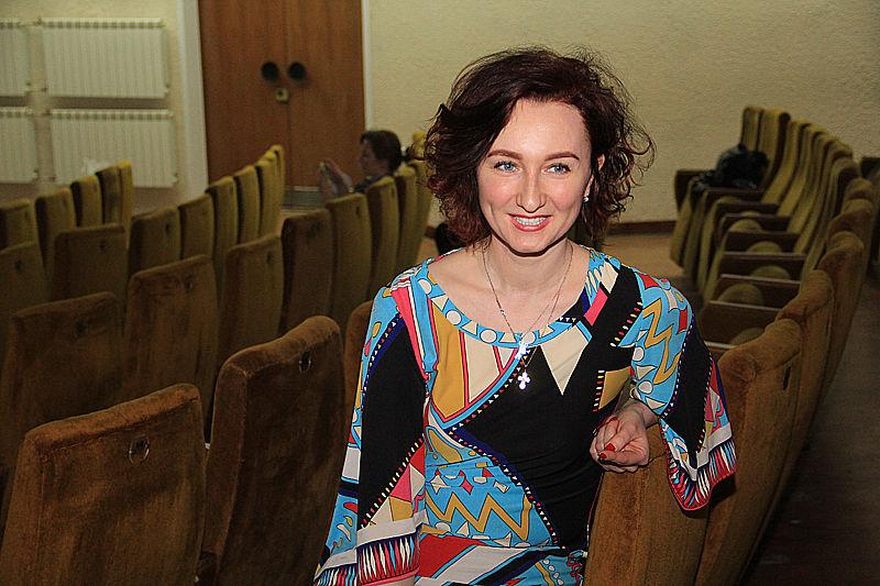 Анна Трифонова Фото Анны Неволиной