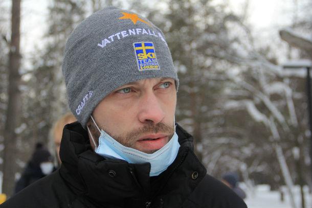 Дмитрий Андреевский Фото Анны Неволиной