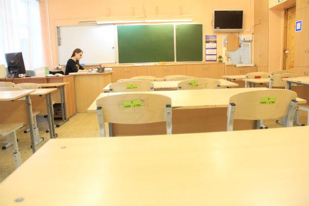 С 15 февраля школы в Первоуральске выйдут с карантина и начнут работать в нормальном режиме Фото Анны Неволиной