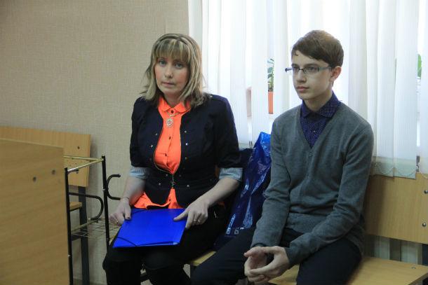 Ирина Артемьева и Андрей Потураев Фото Анны Неволиной