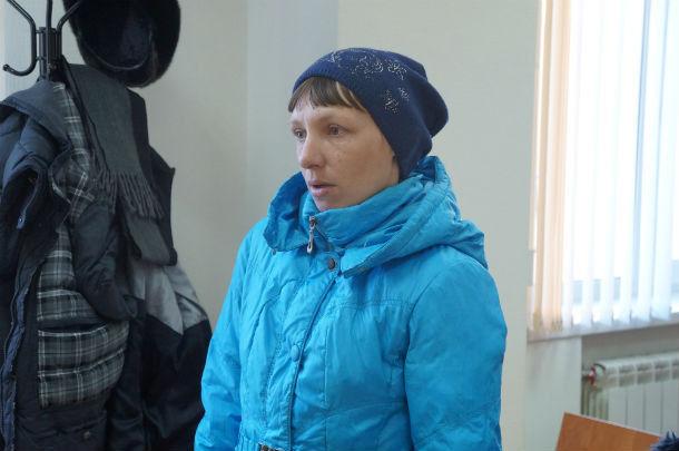 Суд приговорил Марину Деревянкину к исправительным работам  Фото Марии Поповой