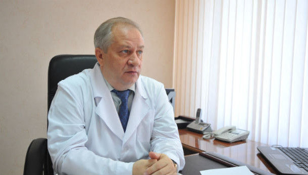 Николай Шайдуров  Фото из архива редакции
