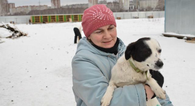 Юлия Воронина, председатель ОЗЖ Фото из архива редакции