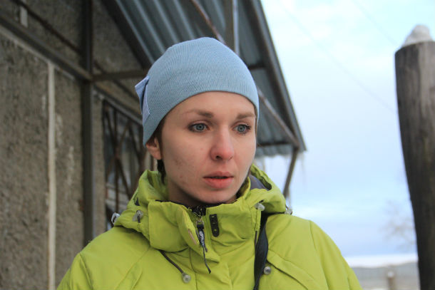 Анна Смолина Фото Анны Неволиной