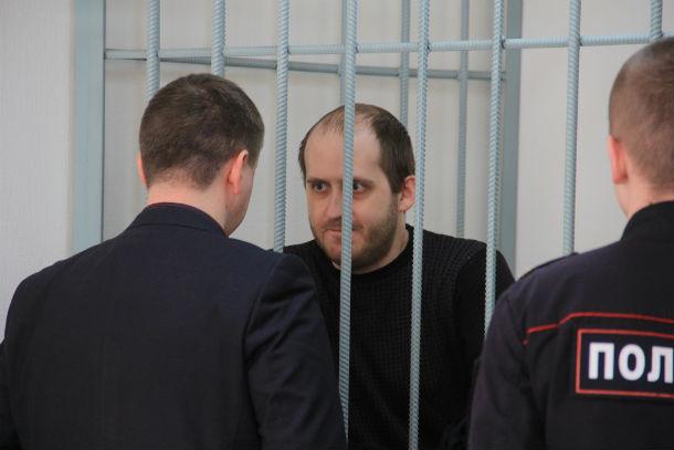 Дмитрий Колотовкин Фото Анны Неволиной