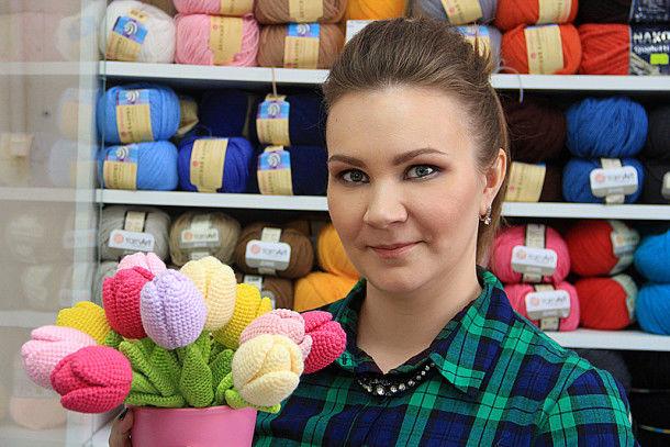 Рукодельница Марина Чучкалова
