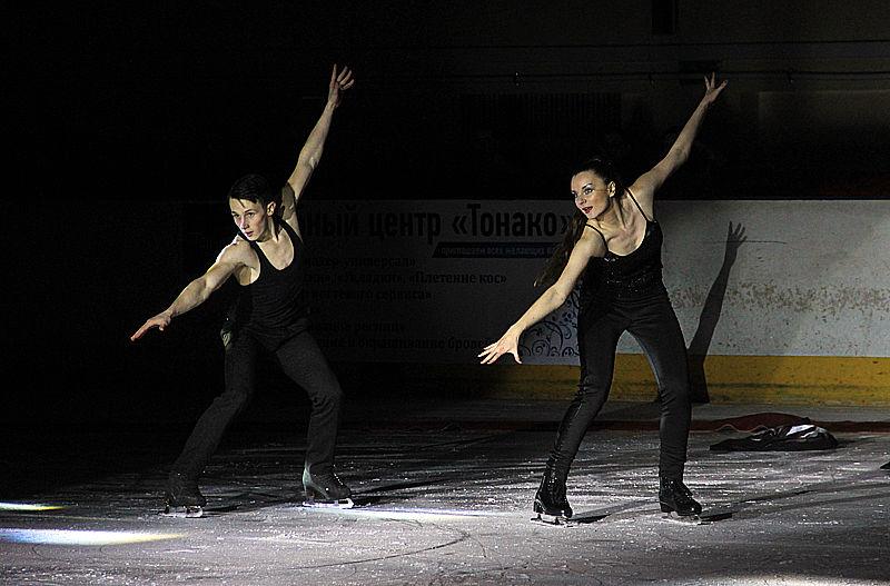 В Первоуральске состоялось финальное шоу «Фигурные страсти-2». Фото