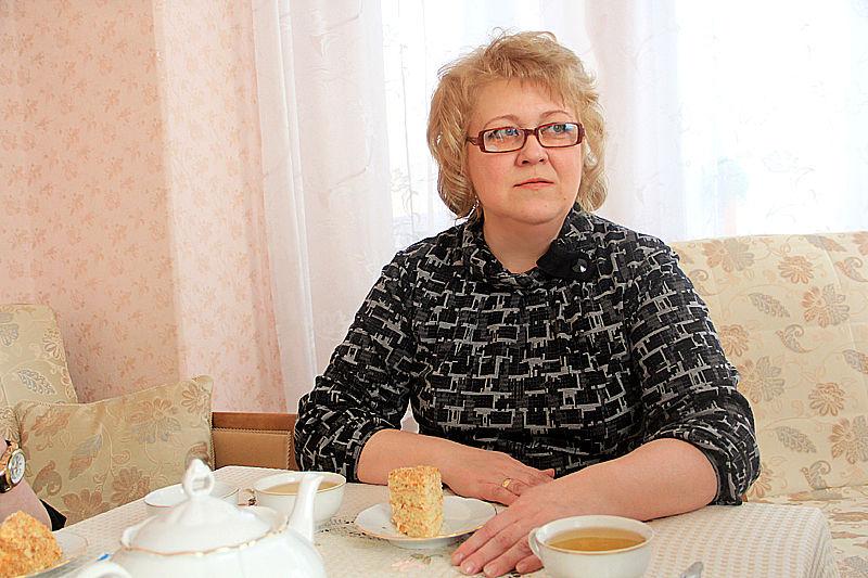 Мама чемпиона Оксана Ярина Фото Анны Неволиной