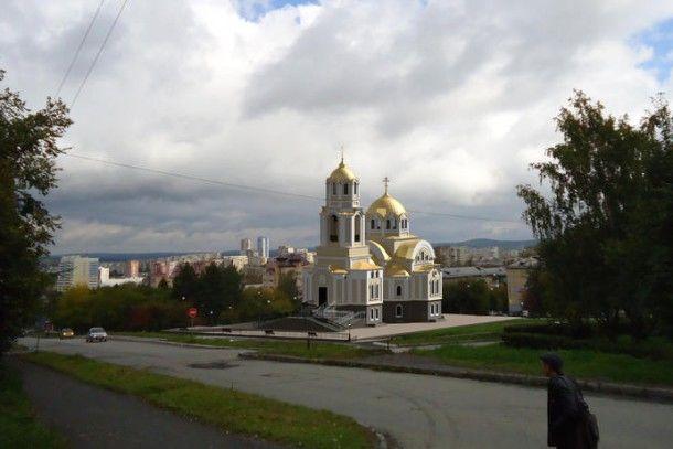 Уже летом приступят к строительству собора. По плану на возведение уйдет пара лет   Фото с сайта вечернийпервоуральск.рф