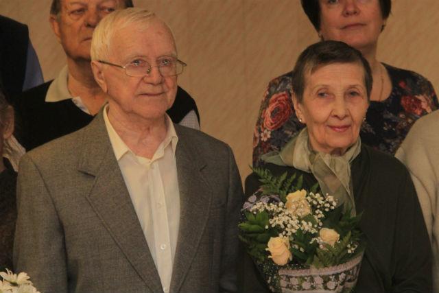 Владислав и Людмила Котиковы  Фото Анны Неволиной