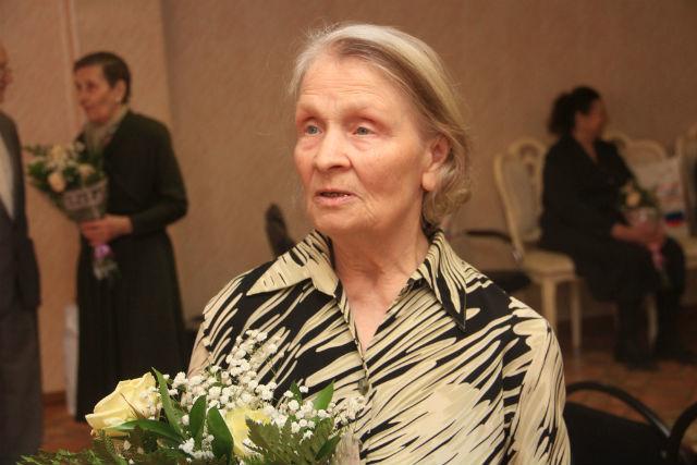 Зоя Медведева Фото Анны Неволиной