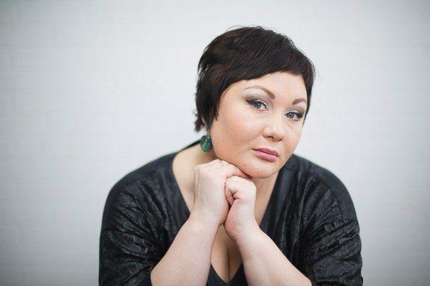 Марина Быкова  Фото предоставлено Мариной Быковой