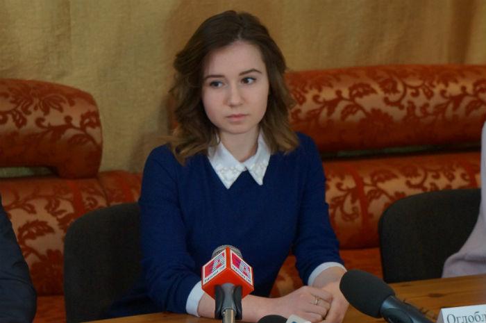 Юлия Оглоблина Фото Ольги Хмелевой