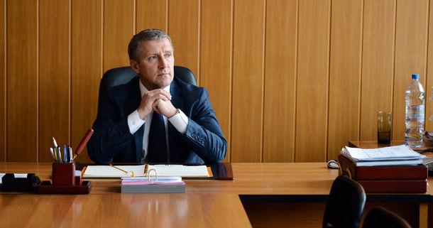 Валерий Хорев Фото из архива редакции