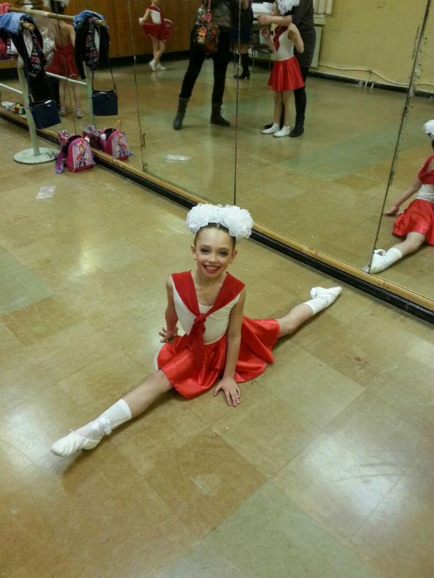 Катя очень любит танцевать, но сейчас болезнь забирает все ее силы Фото предоставлено Галиной Круговых