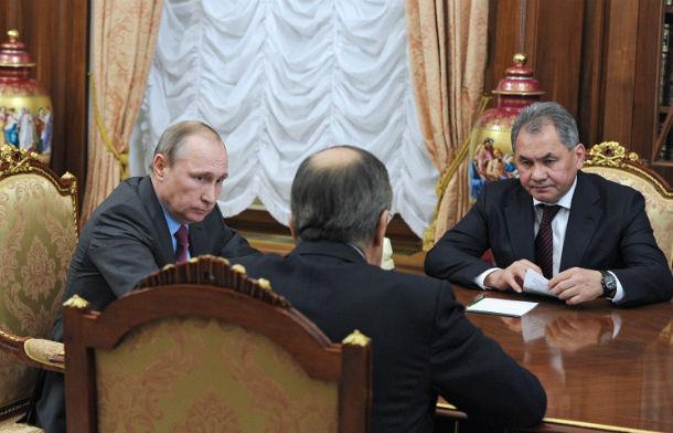 Фото Михаил Климентьев/пресс-служба президента РФ/ТАСС