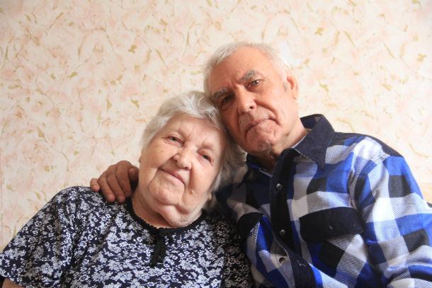Михаил Таракин считает, что таких женщин, как его супруга, на свете больше нет Фото Анны Неволиной