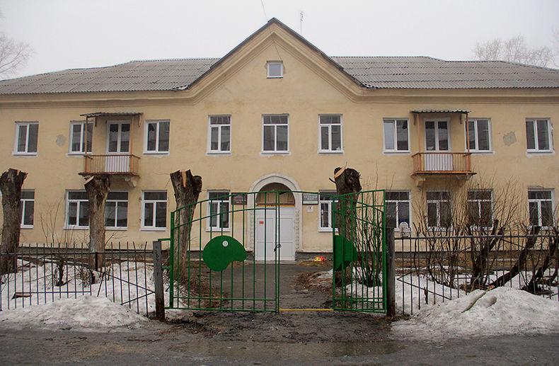 Так здание на Володарского выглядит сейчас Фото Анны Неволиной