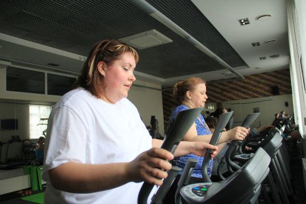 Участницы Мария Зинченко и Татьяна Юсупова  Фото Анны Неволиной