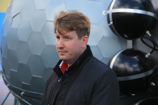Директор фонда «Строганофф» Андрей Моисеев  Фото Анны Неволиной
