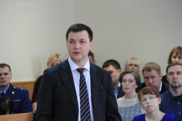Алексей Дронов, глава администрации Фото Анны Неволиной
