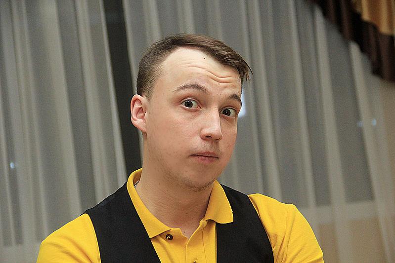 Дима Свердлов