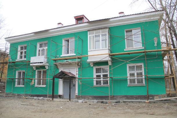 Дом №14 по улице Энгельса Фото Анны Неволиной
