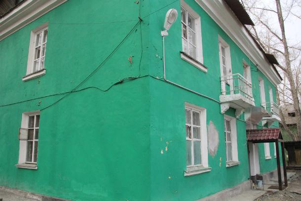 Дом №16 по улице Энгельса Фото Анны Неволиной