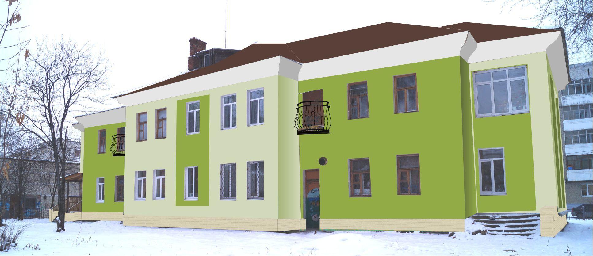 Проект школы, разработанный Евгенией Шитовой