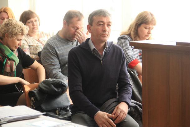 Андрей Гетманов  Фото Анны Неволиной