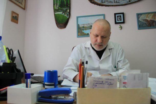 Заведующий организационно-методическим кабинетом «Первоуральской психиатрической больницы» Вадим Гоннов  Фото Анны Неволиной
