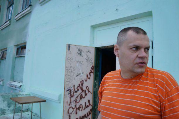 Дмитрий Гудз  Фото Ольги Хмелевой