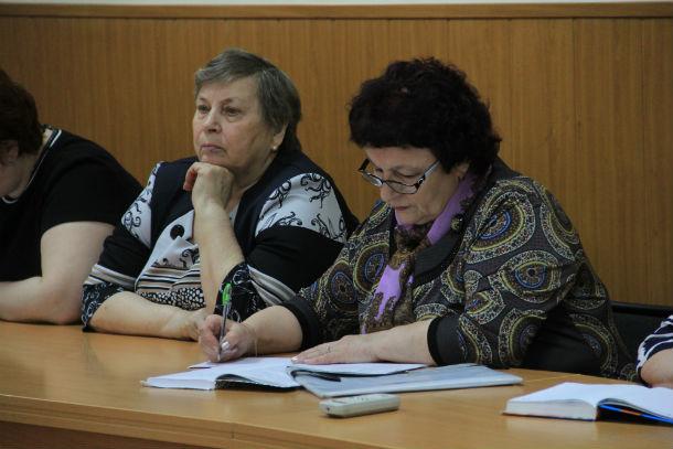 На совещании обсудили много важных вопросов  Фото Анны Неволиной