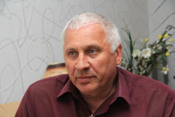 Подполковник милиции в отставке Александр Краев  Фото Анны Неволиной